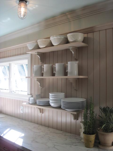 industrial farmhouse kitchen eclectic-kitchen