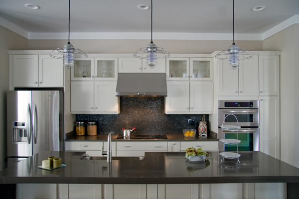 The Vision House Orlando | Kitchen industrial-kitchen
