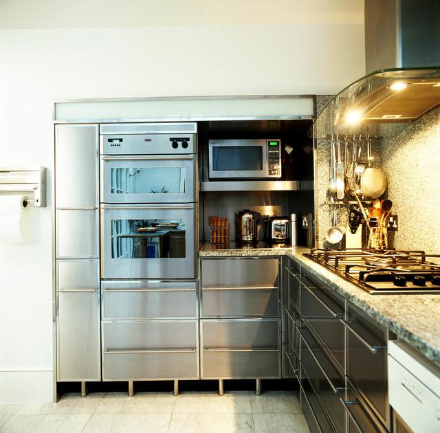 Industrial stainless steel kitchen industrial kitchen for Kitchen designs sa