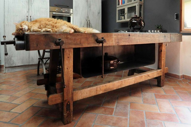 industrial style - vintage style - industriale - cucina - firenze ... - Cucine Stile Industriale Vintage