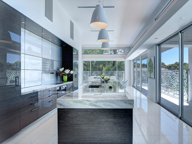 39 Infinity 39 Display Home Contemporary Kitchen Adelaide By Tma Integrated Design