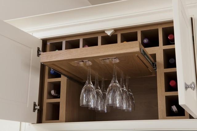 Inframe kitchen, Carmel and Frank contemporary-kitchen