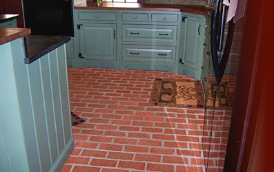 Delicieux Inglenook Tile Design Traditional Kitchen