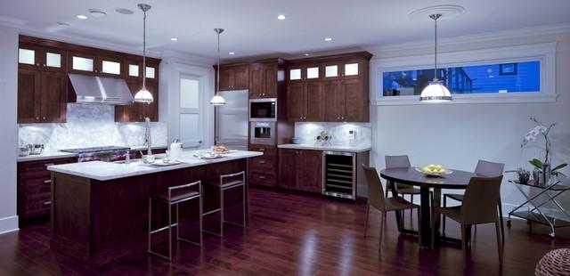 INGLEWOOD contemporary-kitchen