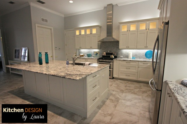 Inlets Kitchen Remodel - Traditional - Kitchen - Other - by Kitchen ...