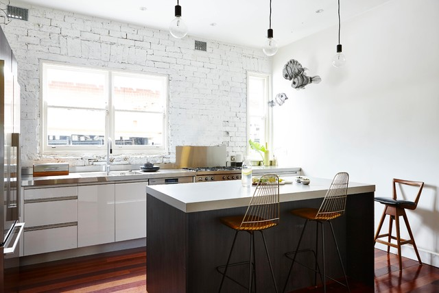 Inner City Industrial Industrial Kitchen Sydney By Freedom Kitchens