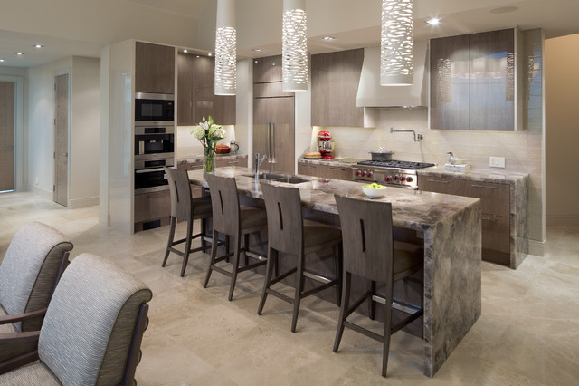 Inner City Two - Contemporary - Kitchen - Calgary - by ...
