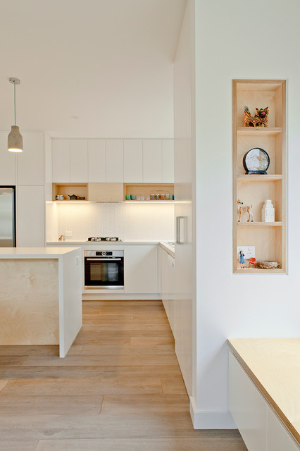 Inner West Renovation Contemporary Kitchen Sydney By Jessica Matson A