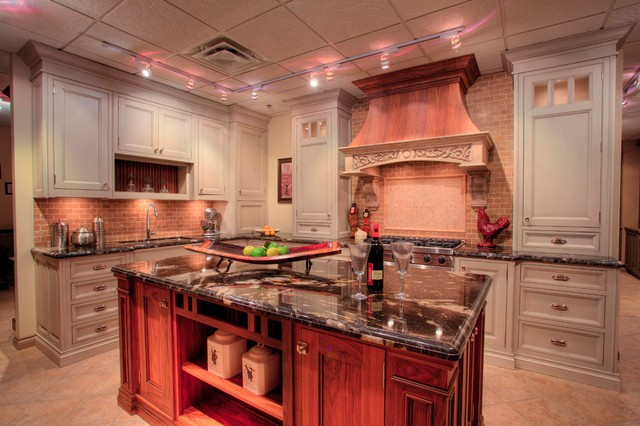 Inseft Frame Traditional Kitchen traditional-kitchen