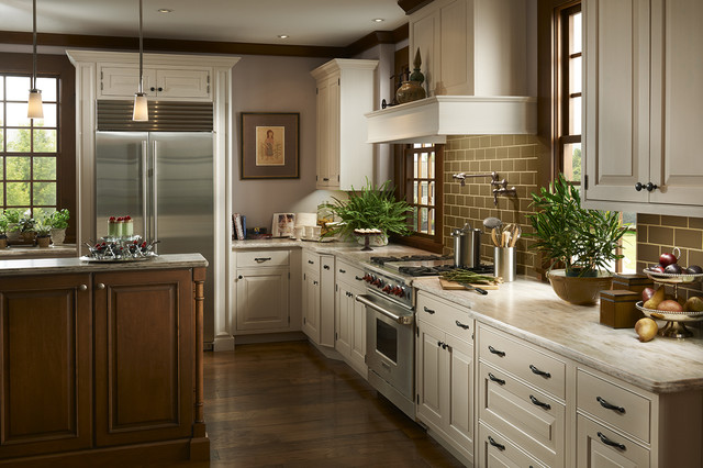inset white traditional kitchen traditional kitchen houston by cabinet innovations. Black Bedroom Furniture Sets. Home Design Ideas