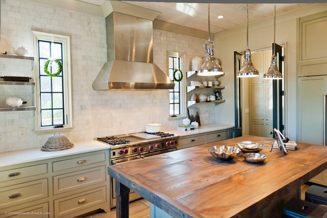 Inspiration Home traditional-kitchen