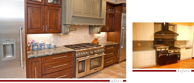 Inspired Designs III traditional-kitchen
