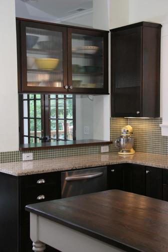 Instinctive Design Kitchen Projects eclectic-kitchen