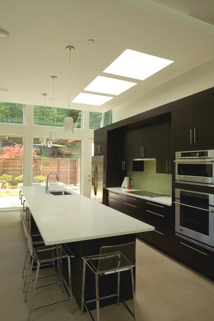 Interior modern-kitchen