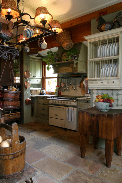 Interior Decor & Design traditional kitchen
