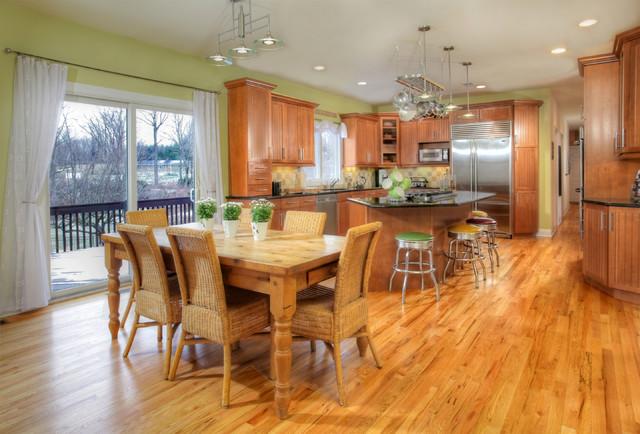 Interior Design Chester NJ Eclectic Kitchen