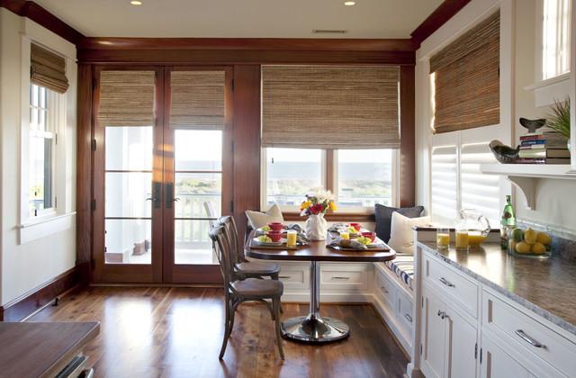 Interior Design Details by Amy Trowman Design traditional-kitchen