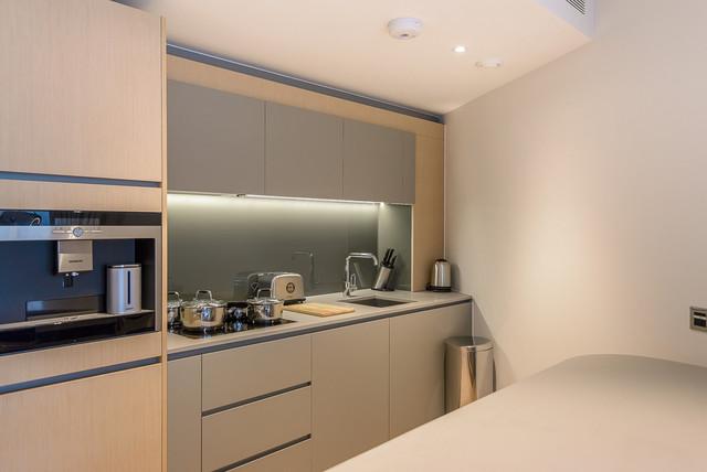 Interior Design For 1 Bedroom Flat E1 2 8 Riverlig Transitional