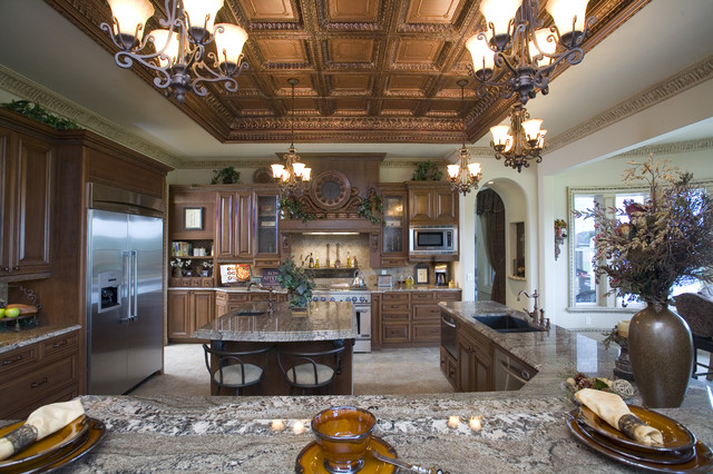 Interior Designs mediterranean-kitchen