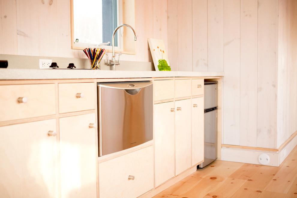 interior kitchen - Contemporary - Kitchen - Portland Maine ...