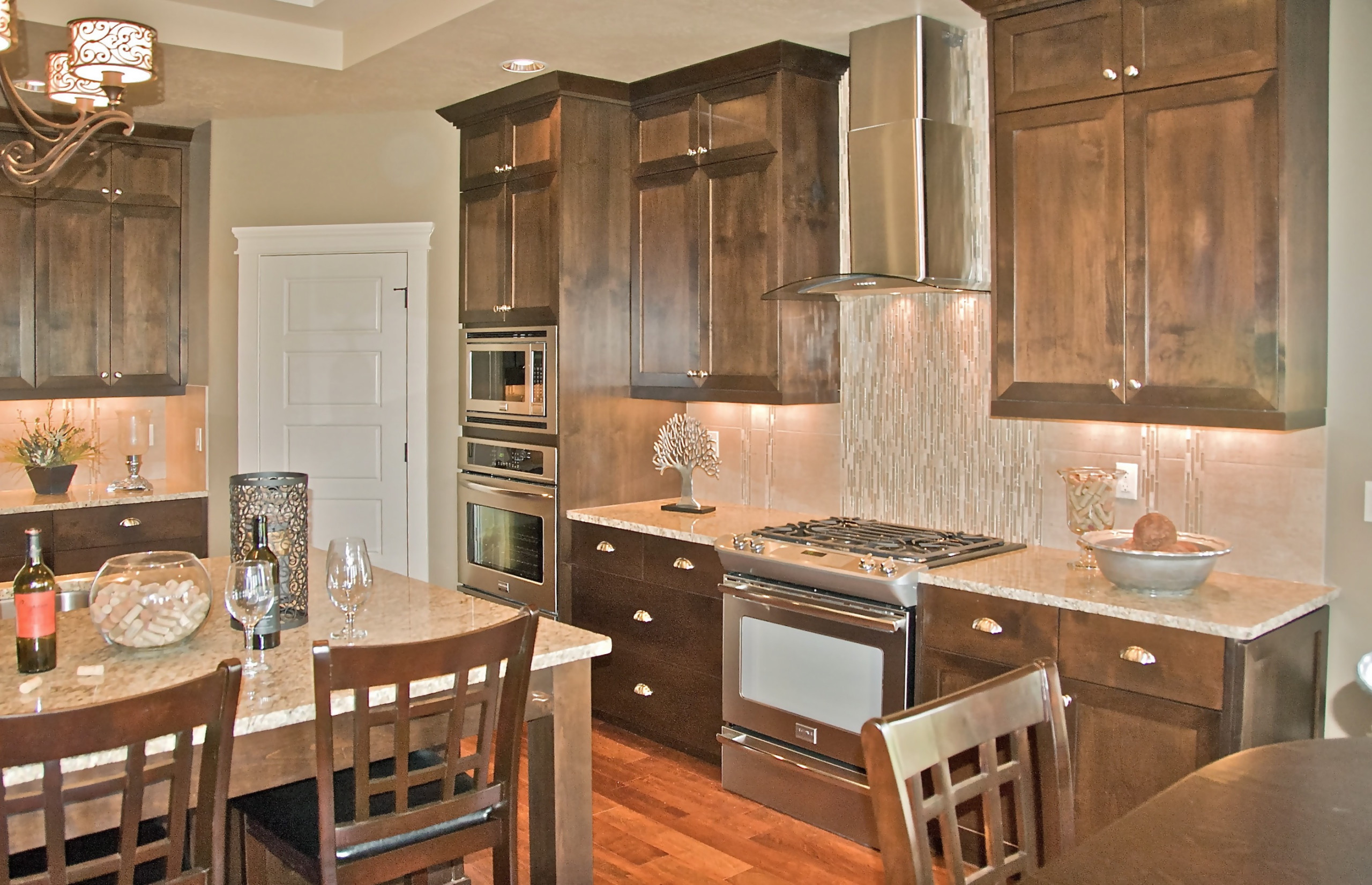 Interior Kitchens Designs by Cotner Company