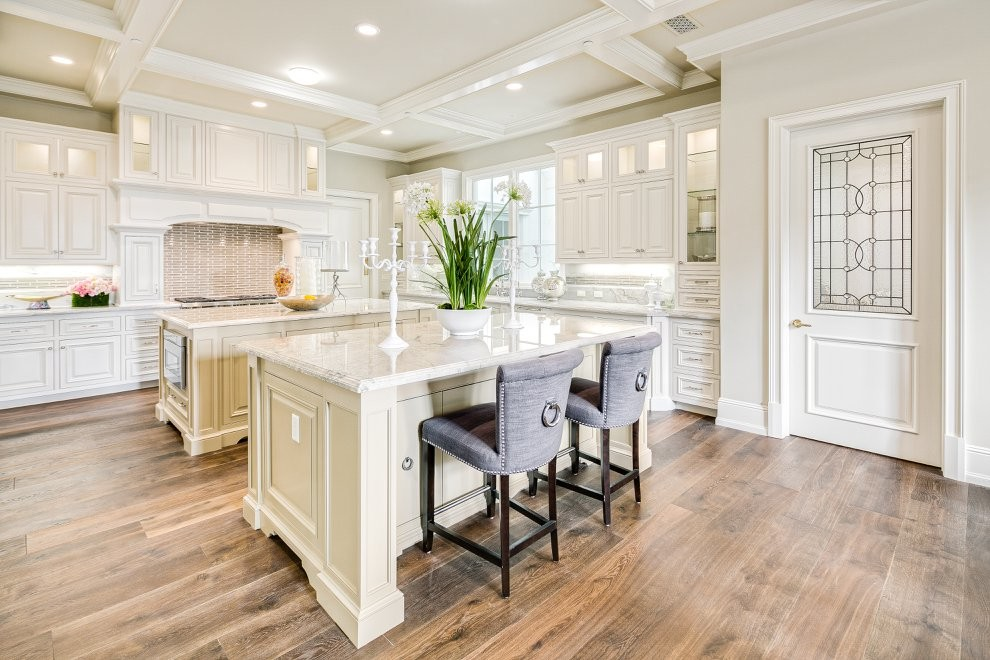 Interior - Traditional - Kitchen - Los Angeles - by Mur ...