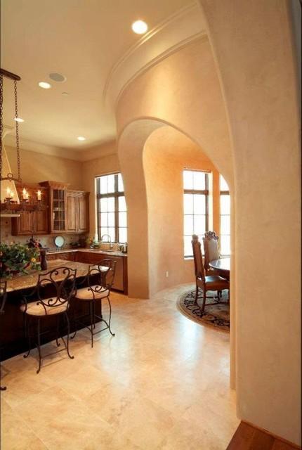 Attractive Interior Plaster U0026 Decorative Finishes Mediterranean Kitchen