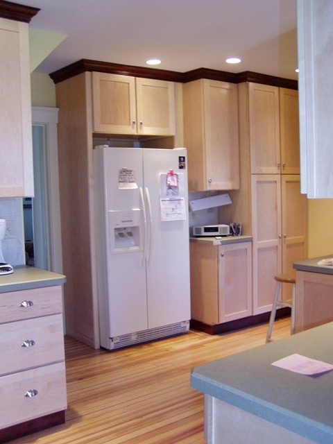 Interior Remodel Wallingford Ct Traditional Kitchen New York By Bencar Building Systems