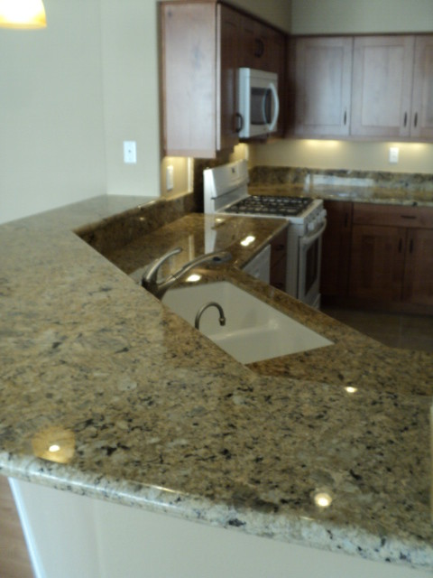 Interior Remodeling traditional-kitchen
