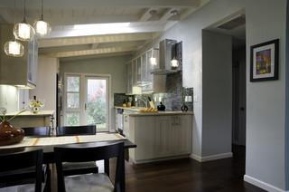 Interior Renovation Modern Kitchen San Francisco