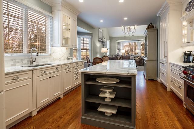 Interior Renovation traditional-kitchen