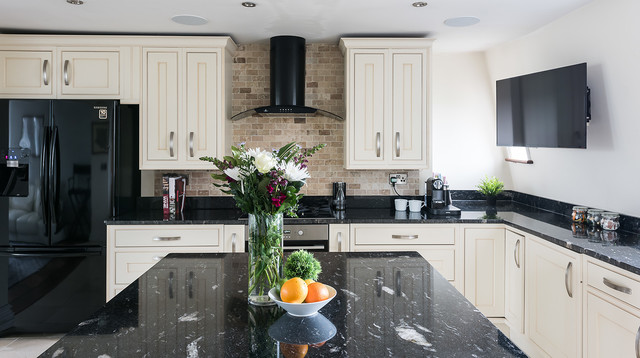 Interior styling 7 eclectic kitchen london by for Interior stylist london