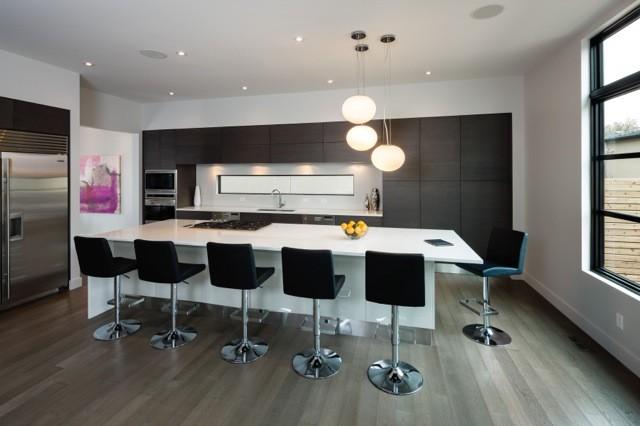 Interior contemporary-kitchen