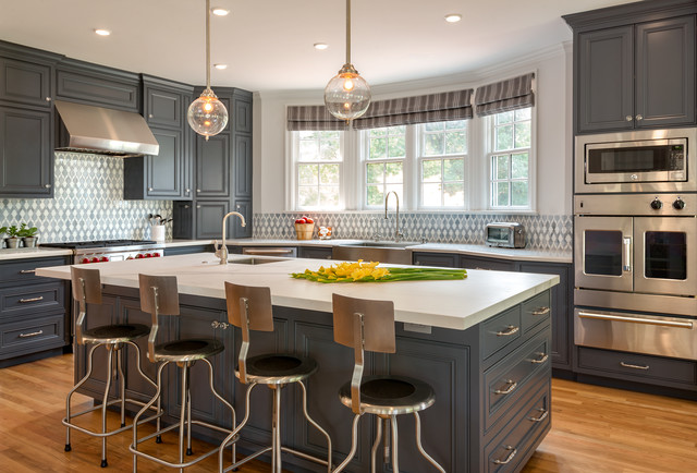 Interiors, Architectural, and Real Estate Photography by Bart Edson traditional-kitchen