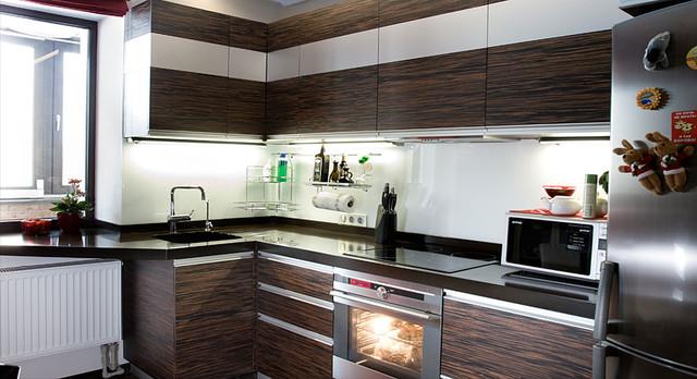 interiors design contemporary-kitchen