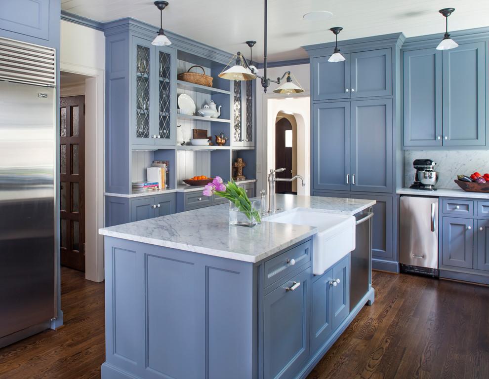 Interiors - Traditional - Kitchen - Atlanta - by Jeff Herr ...