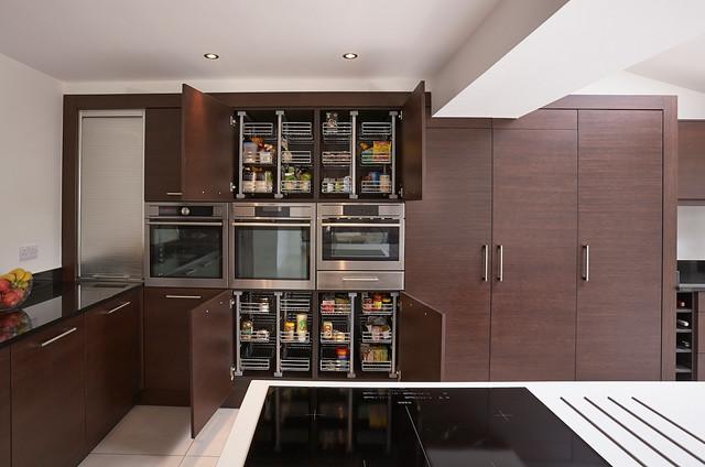 Interiors - Kitchens contemporary-kitchen