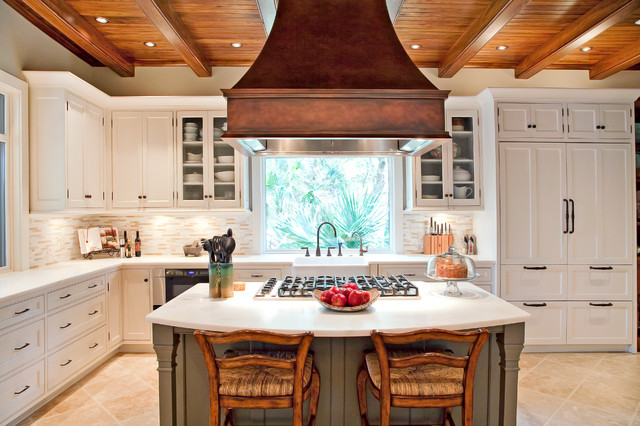 Copper Vent Hood | Houzz