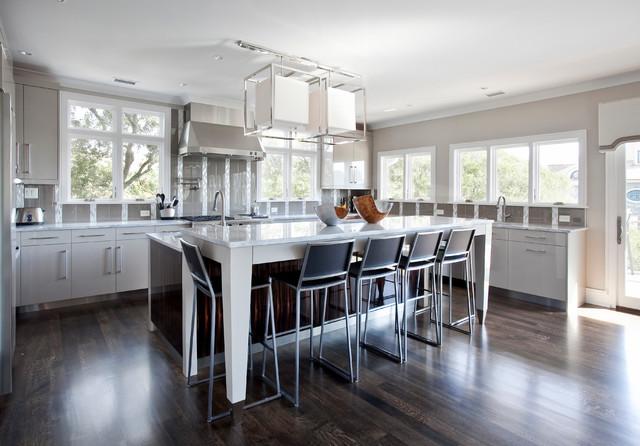 Interiors contemporary-kitchen