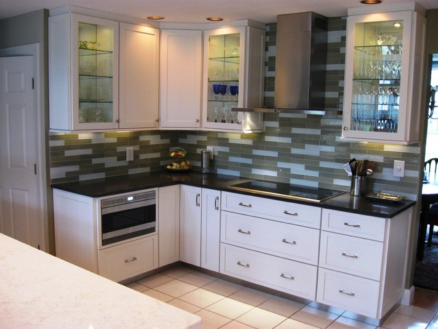 Into the Great White Open - Contemporary - Kitchen - other metro - by Legion Wholesale Supply ...