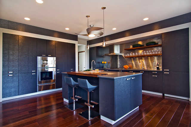 Inver Grove Heights - Contemporary - Kitchen - Minneapolis ...