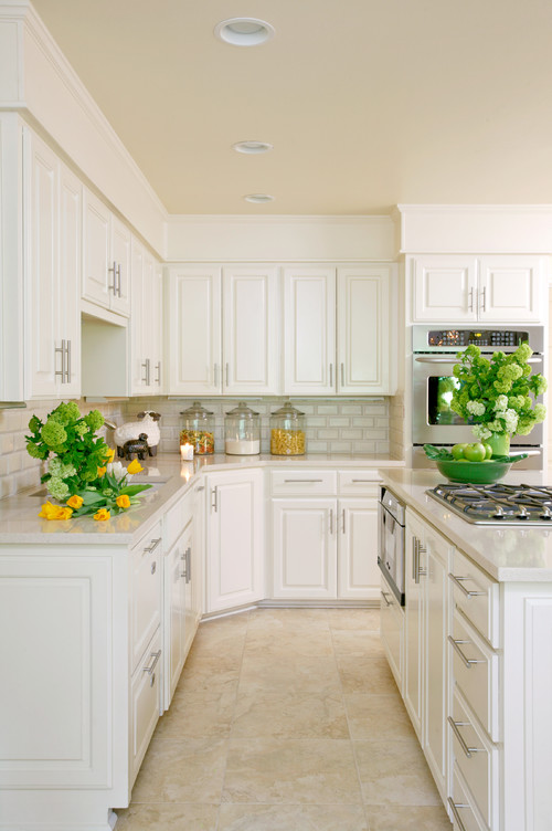 Inverness Circle traditional kitchen