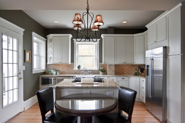 Inviting ravenswood kitchen for A b mackie salon