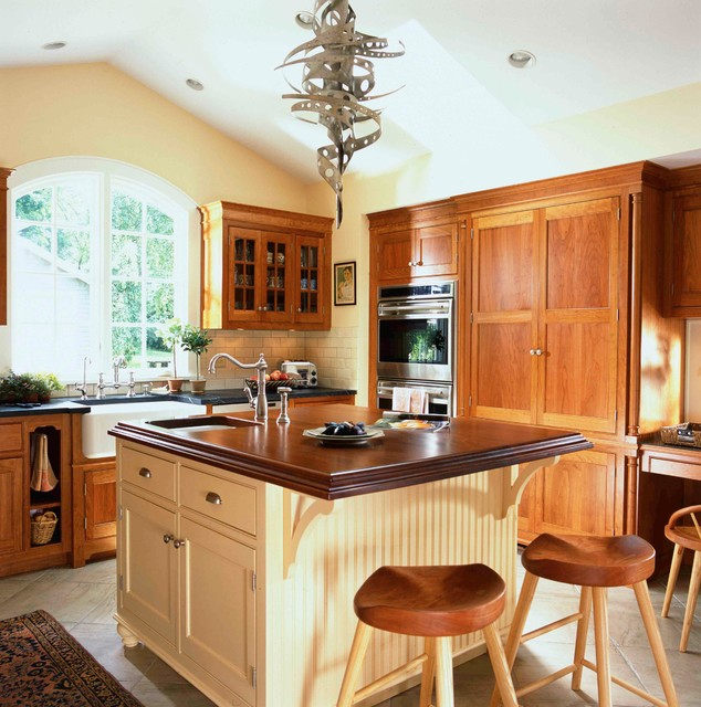 Ireland In Ct Traditional Kitchen New York By Christine