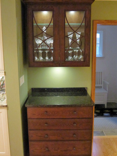 Irish Cream Kitchen  Traditional  Kitchen  chicago  by Premier