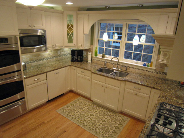 irish cream kitchen - traditional - kitchen - chicago -premier