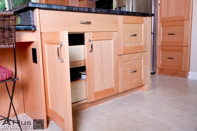 Irvine- contemporary-kitchen