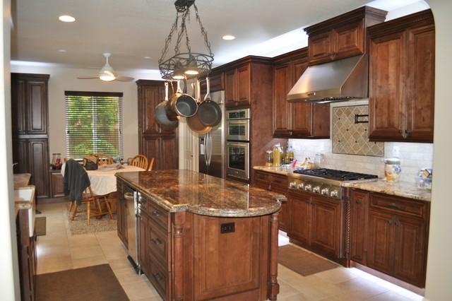 Irvine - Kitchen remodel traditional-kitchen