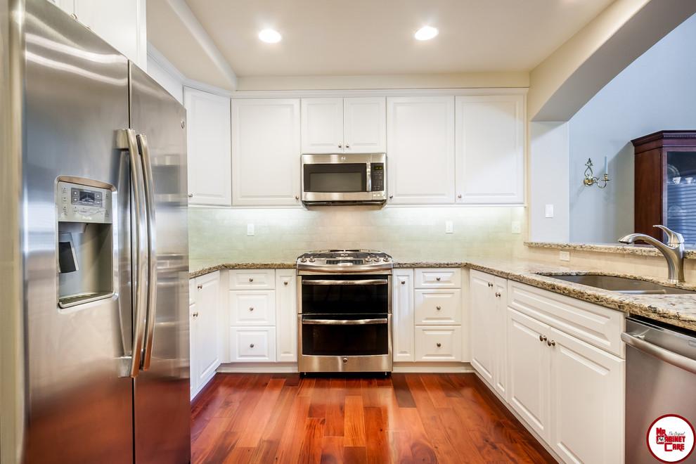 Irvine - Kitchen Remodeling - Traditional - Kitchen ...