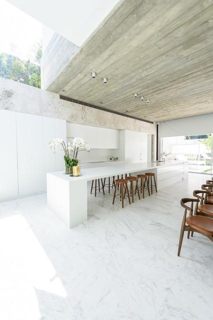 Irving Road Toorak Contemporary Kitchen Melbourne